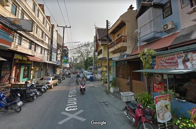 35sqw Chiangmai Oldcity, properties for business