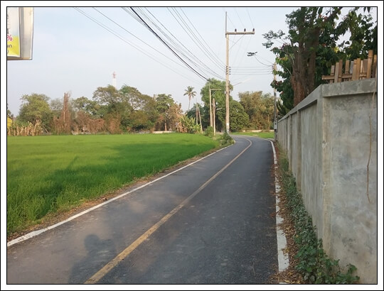 605sqw HangdongCity, chiangmai realestate for sale