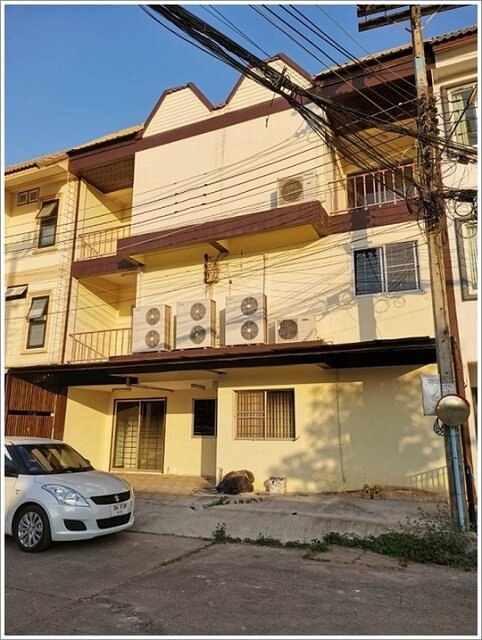 41sqw Building ChomJan ChiangmaiCity, properties for investment